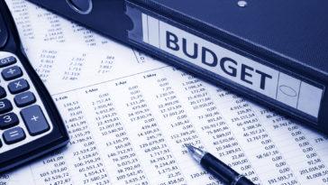 first budget