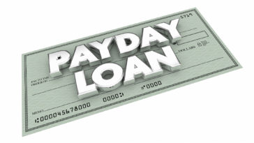 payday loan fees