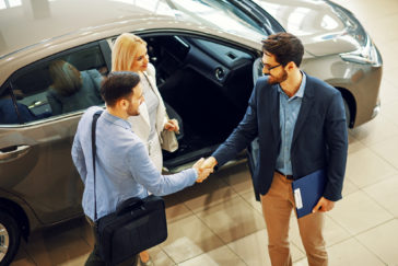 what credit score do i need to buy a car