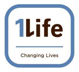 1Life Logo