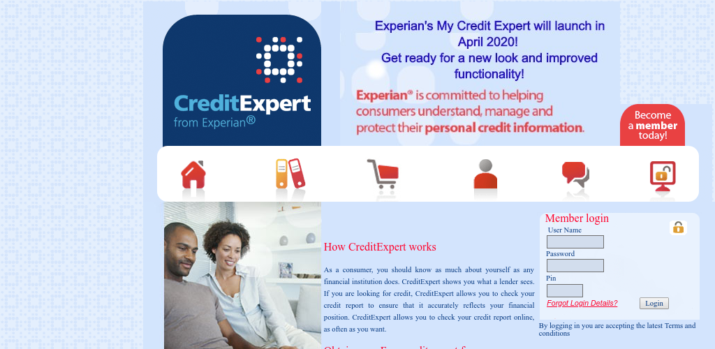 CreditExpert from Experian